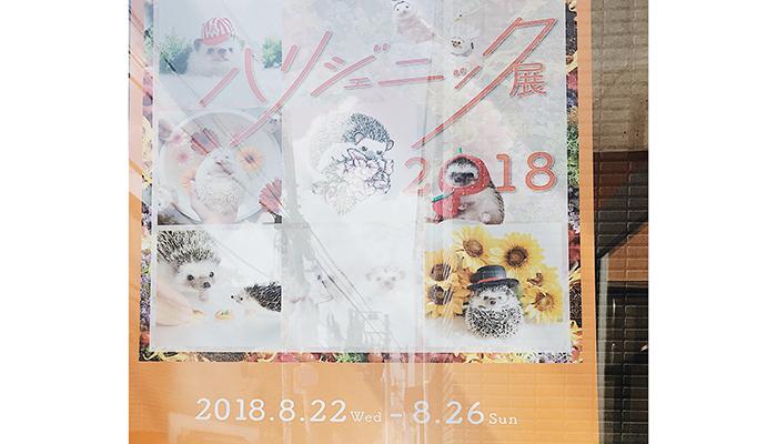 『ハリジェニック展2018』@Caniba表参道に行ってきた!レビューや感想まとめ